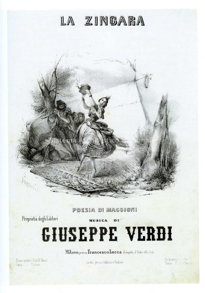 Composizioni non operistiche (1835-1897)