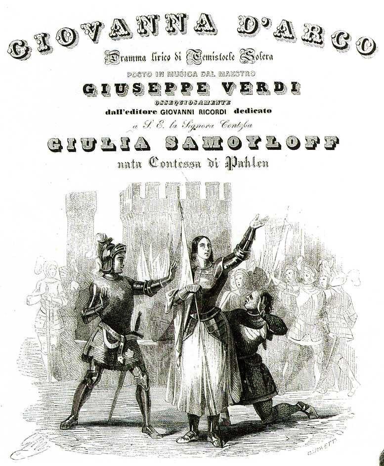 Giovanna d'Arco (1845)