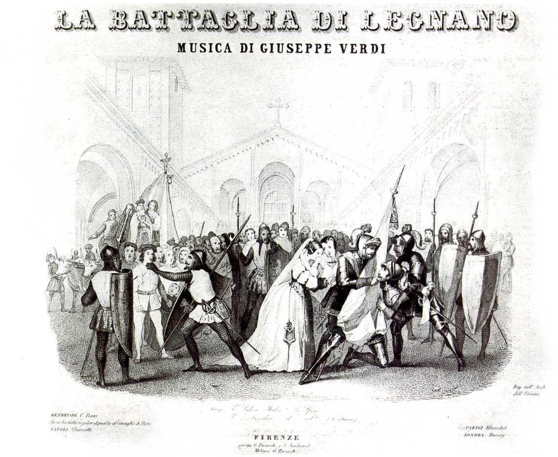 La battaglia di Legnano (1849)