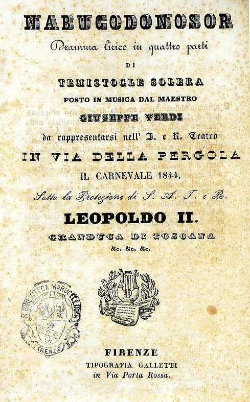 Nabucco (1842)