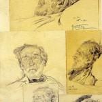 Adolf Hohenstein, Giuseppe Verdi, 1901
