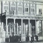 Teatro dell'Opera del Cairo. Esterno