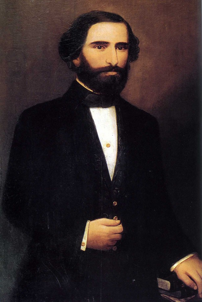 F. Torriani, Giuseppe Verdi, 1843
