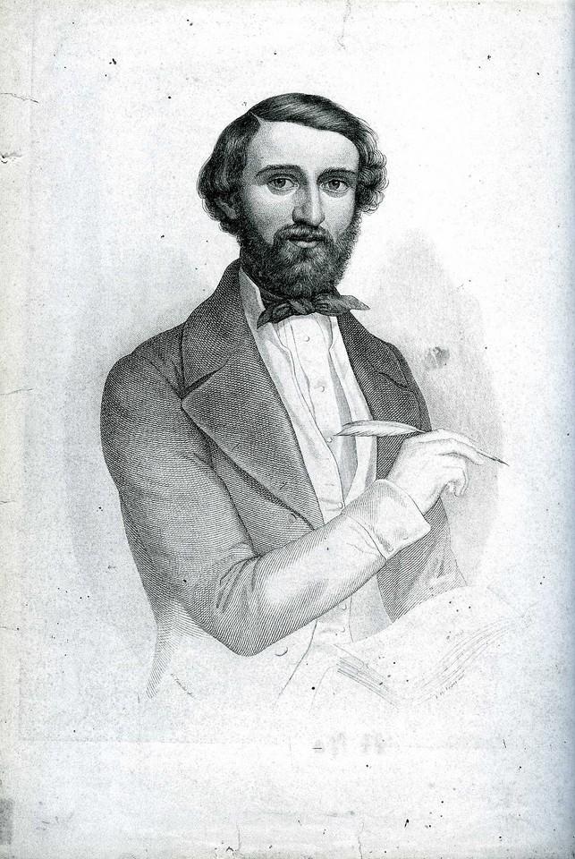 L. De Vegni, Giuseppe Verdi, 1842