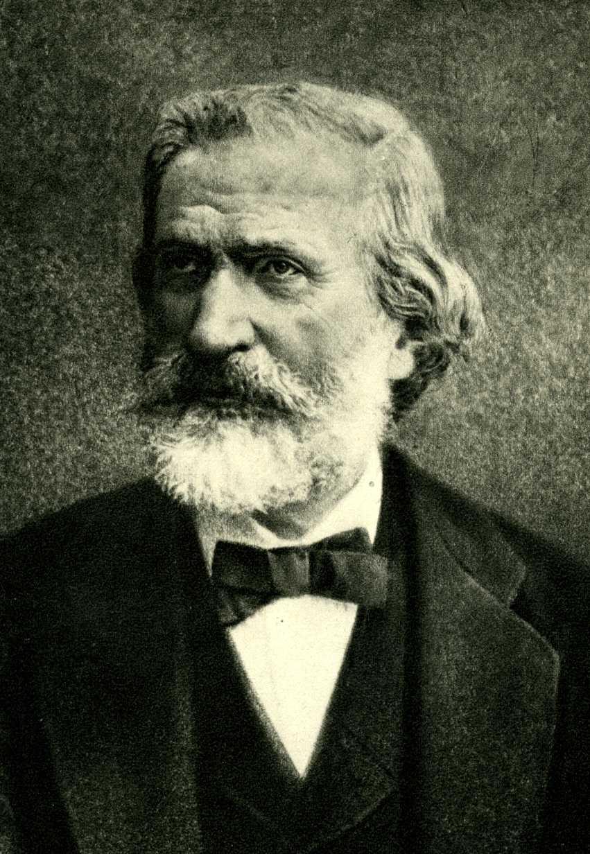 Giuseppe Verdi, 1889