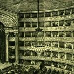 Interno del Teatro Apollo di Roma, 1941